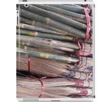 Thai Brooms 4 Sale ~ pillow collection iPad Case/Skin