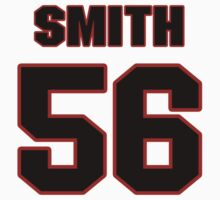 NFL Player Jacquies Smith fiftysix 56 by imsport