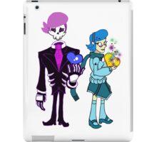 Lewis and Vivi iPad Case/Skin