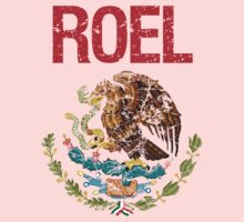 Roel Surname Mexican Kids Clothes