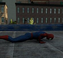 Amazing spider-man two movie game PlayStation four by powerbattle36