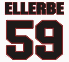 NFL Player Dannell Ellerbe fiftynine 59 by imsport
