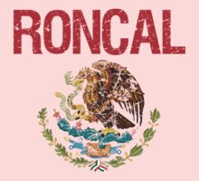 Roncal Surname Mexican Kids Clothes