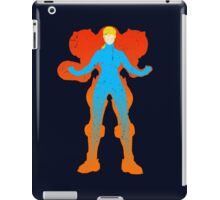 The Girl in the Suit iPad Case/Skin