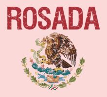 Rosada Surname Mexican Kids Clothes