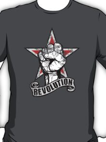 Up The Revolution! T-Shirt