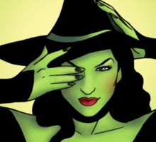 Wicked Witch of the West Sticker