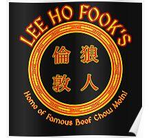 Lee Ho Fook's Poster