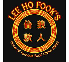 Lee Ho Fook's Photographic Print