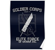 Soldier Corps Poster