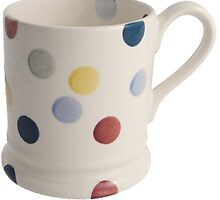 Emma Bridgewater Polka Dots by Luckyman