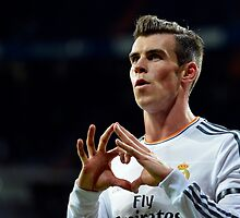 Gareth Bale - Real Madrid by Zakaria Bourezg