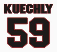 NFL Player Luke Kuechly fiftynine 59 T-Shirt