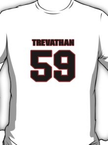 NFL Player Danny Trevathan fiftynine 59 T-Shirt