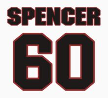 NFL Player Chris Spencer sixty 60 by imsport
