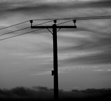 Live Wire by mhphotographyuk