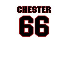 NFL Player Chris Chester sixtysix 66 Photographic Print
