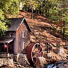 Gresham Mill in October... products by © Bob Hall