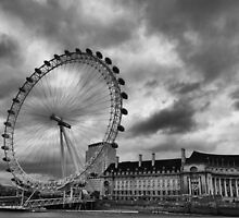 Eye of the Storm- London by Quattrophoto