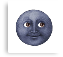 Molester Moon Canvas Print