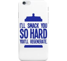 Doctor Who - Clara Oswald Quote #1 iPhone Case/Skin
