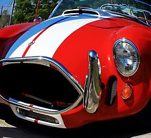Abstract Ford Cobra by Karl Rose