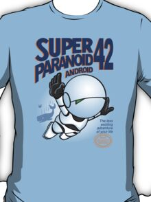 Super Paranoid Android 42 T-Shirt