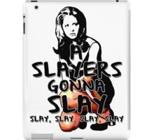 A Slayers' Gonna Slay iPad Case/Skin