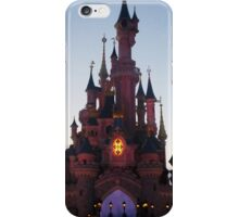 Disneyland Paris- Sunset iPhone Case/Skin