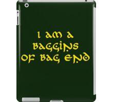 Baggins iPad Case/Skin