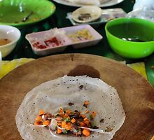 traditional Vietnamese food by CP-photography