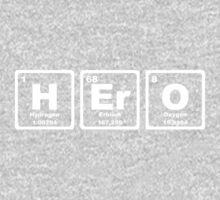 Hero - Periodic Table Kids Clothes