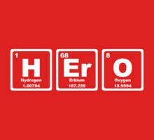 Hero - Periodic Table by graphix