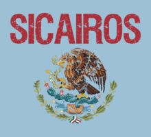 Sicairos Surname Mexican Kids Clothes