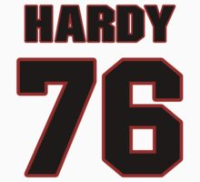 NFL Player Greg Hardy seventysix 76 by imsport