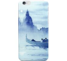 Romance In Venice iPhone Case/Skin