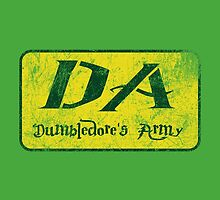 Dumbledore's Army by SJ-Graphics