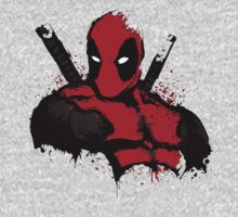 DeadPool shirt by AndMar