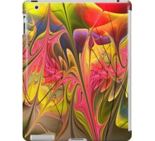 Summer memories iPad Case/Skin