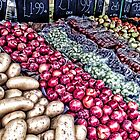 The greengrocers by Roxy J