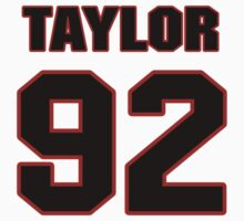 NFL Player Devin Taylor ninetytwo 92 by imsport