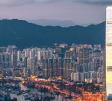 HONG KONG 17 Sticker