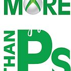 More than Ps by Jay Williams