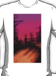 Twilight in the city T-Shirt