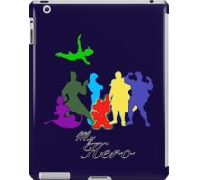 My Hero! iPad Case/Skin