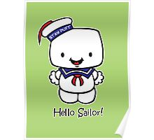 Hello Sailor! Poster