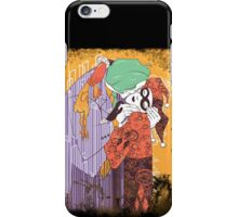 Gotham Fine Art Gallery: The Smooch iPhone Case/Skin