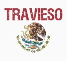 Travieso Surname Mexican Kids Clothes