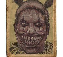 Twisty The Clown by zinakorotkova