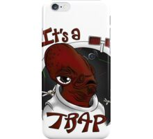 Straight Up TRAPT iPhone Case/Skin